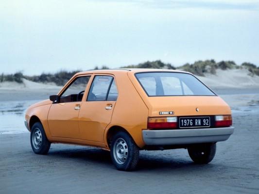 Photo 1976 Renault 14 L.1 533x400 Renault 14 : Une bonne poire surdouée    (vidéos)