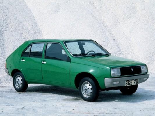 Photo 1976 Renault 14 TL.1 533x400 Renault 14 : Une bonne poire surdouée    (vidéos)