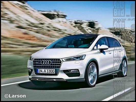 Rumeur Audi : La tentation monospace