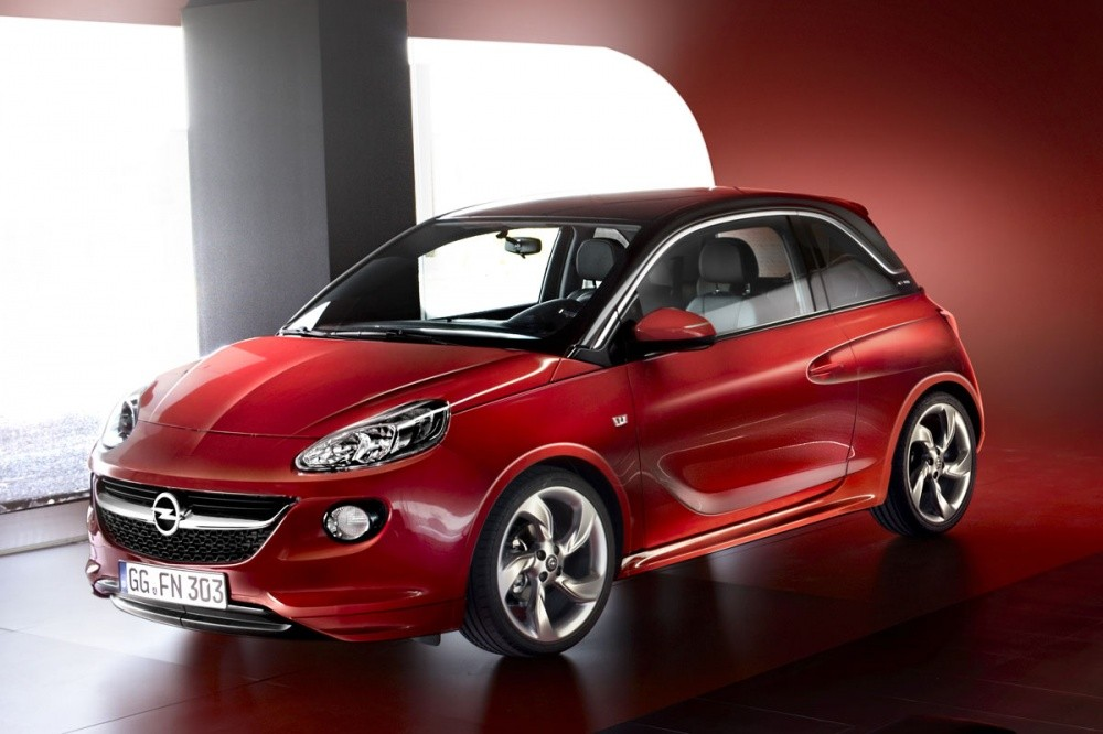 opel adam 2013 topic officiel page 6 adam opel forum marques. Black Bedroom Furniture Sets. Home Design Ideas