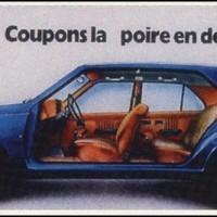 Photo R14 La poire.3 200x200 Renault 14 : Une bonne poire surdouée    (vidéos)