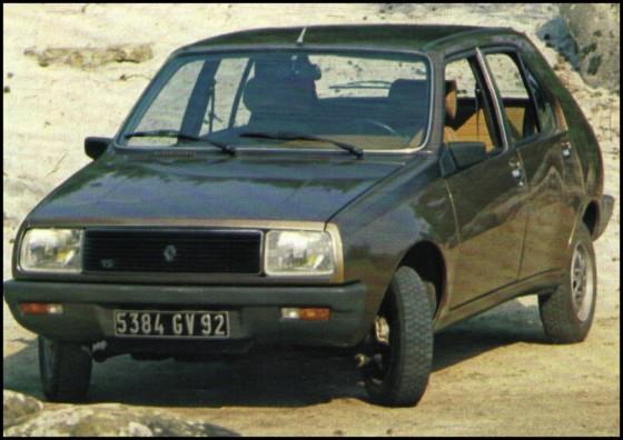 Photo R14 TS ph1 modele 1979 560x396 Renault 14 : Une bonne poire surdouée    (vidéos)