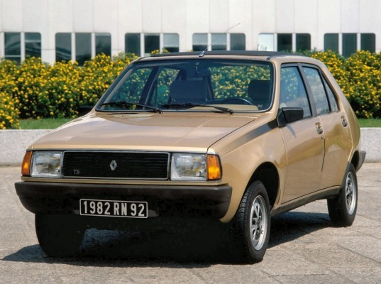 Photo bronze Renault 14 TS 1981 1600x1200 wallpaper 01 537x400 Renault 14 : Une bonne poire surdouée    (vidéos)