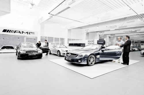 AMG Performance Center