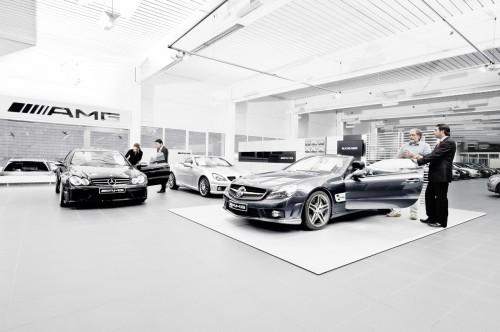 AMG Performance Center