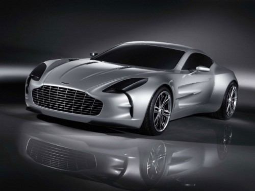 Aston-Martin One-77 Leak