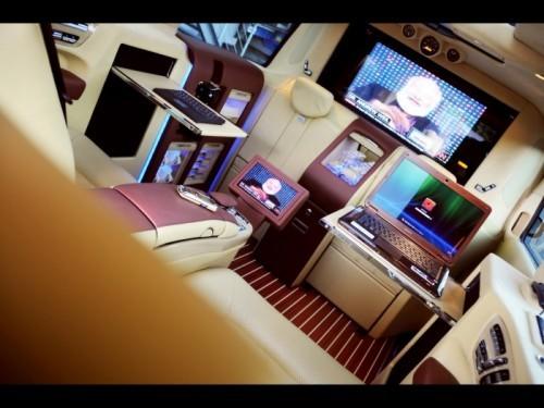 2010 Brabus Mercedes-Benz Viano Lounge Concept