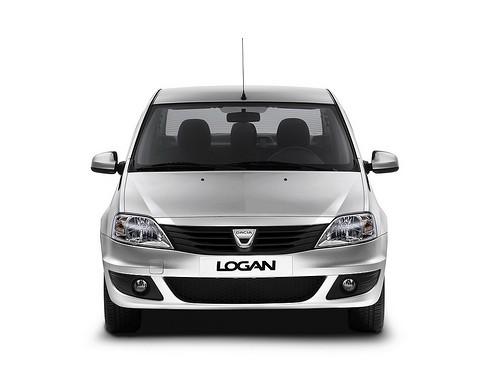 Logo de la marque Dacia