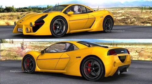 Concept Alpine A410 V3 39b