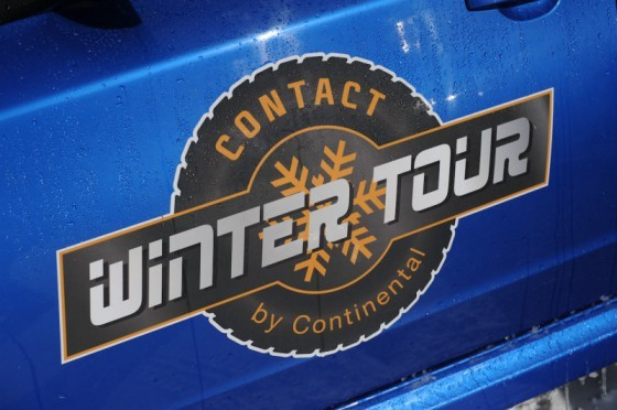 Continental winter tour