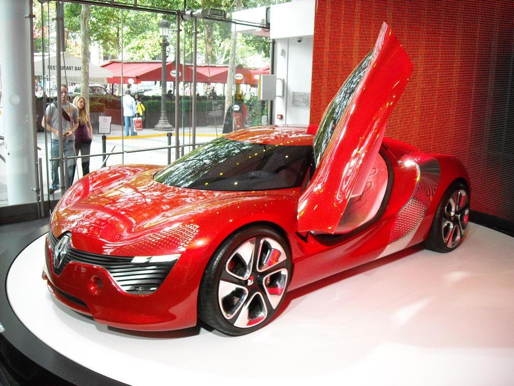 Renault DeZir, 2010