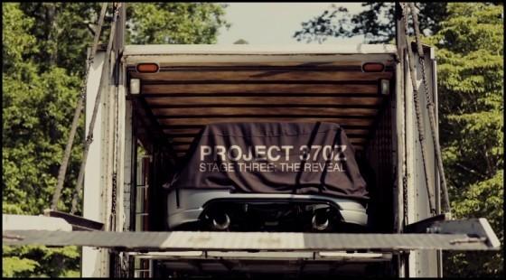 Nissan : Le projet 370Z révélé (vidéos)