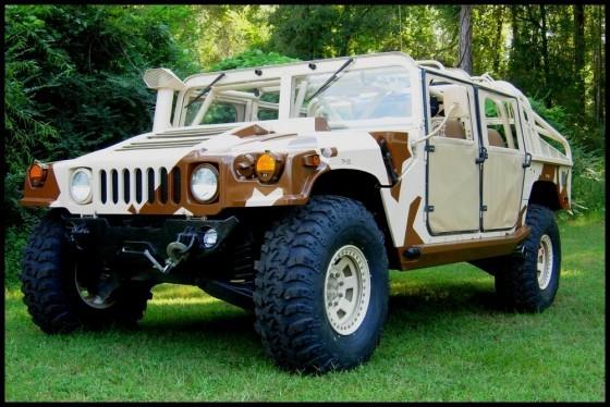Photo Operater Hmmwv Complete8 560x374 Le Humvee bientôt sur nos routes françaises