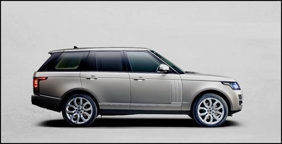 Photo Range Rover 2013.12 560x286 Land Rover : Le Range Rover 2013 officialisé + [MàJ et vidéo]