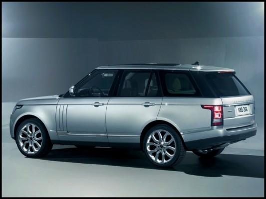 Photo Range Rover 2013.21 533x400 Land Rover : Le Range Rover 2013 officialisé + [MàJ et vidéo]