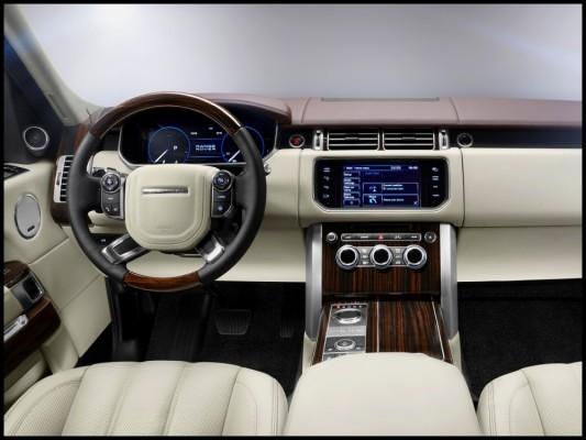 Photo Range Rover 2013.5 533x400 Land Rover : Le Range Rover 2013 officialisé + [MàJ et vidéo]