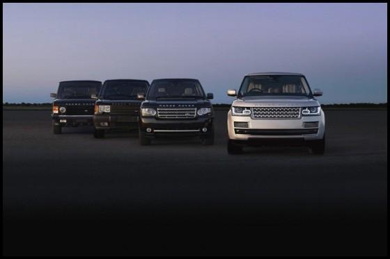 Photo Range Rover 2013.6 560x373 Land Rover : Le Range Rover 2013 officialisé + [MàJ et vidéo]