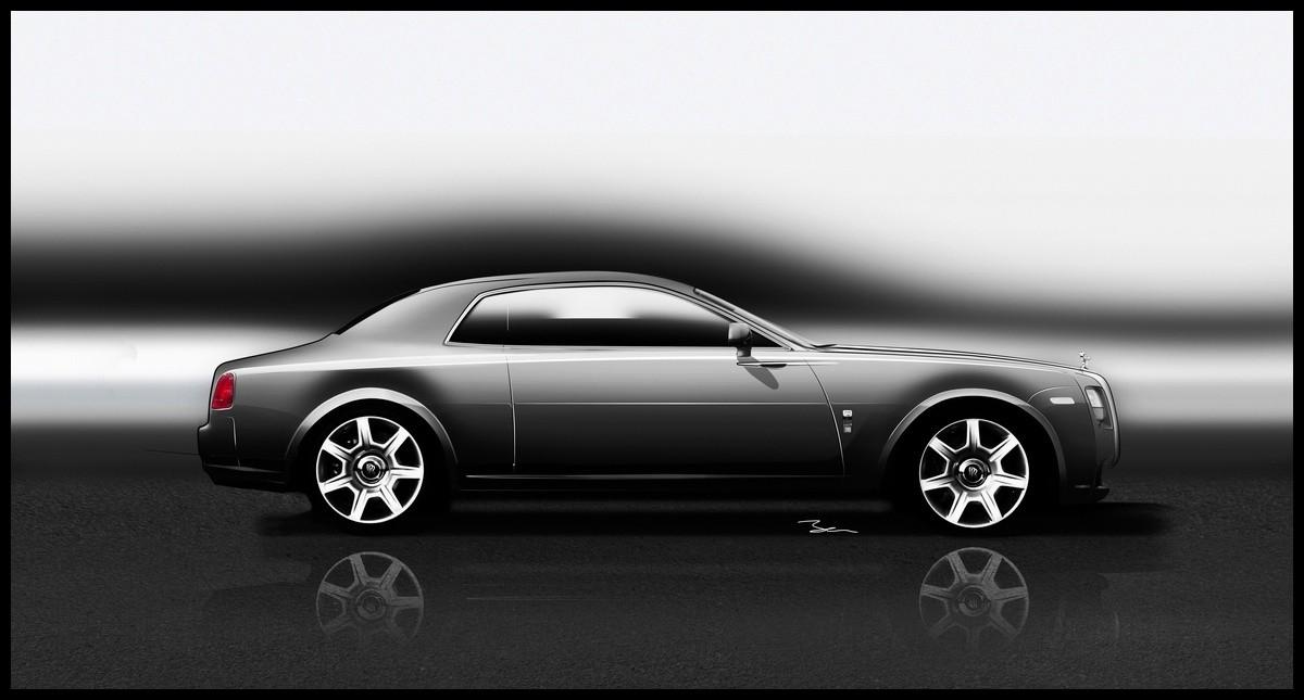 Rolls Royce Ghost Coupé 2013-2014