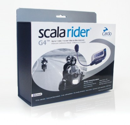 Scala Rider G4