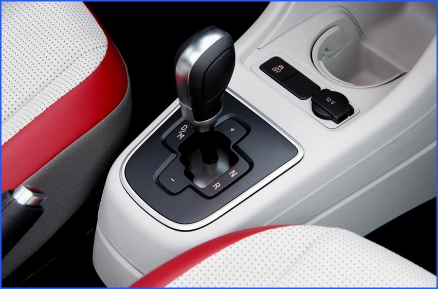 VW boite de vitesse ASG