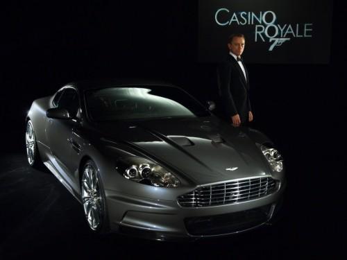 Daniel Craig pour Casino Royale