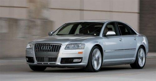 Audi S8 2010