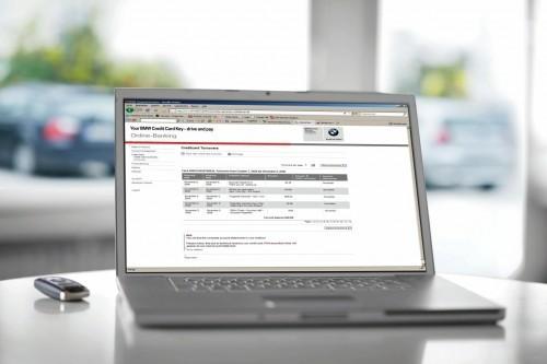BMW Smart Key : paiement en ligne