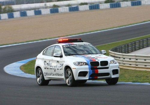 BMW X6 M - MotoGP