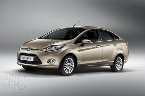 Ford Fiesta Saloon - 2010