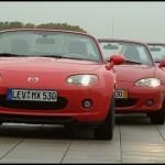 Photo mx 5 trois generations 1989 2005.1 150x150 Mazda MX 5 2015 : Sous le signe des 4 P !
