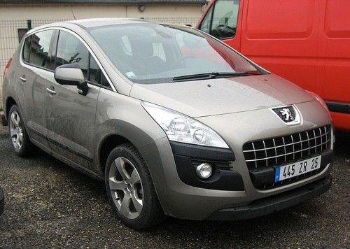 Photo Peugeot 3008
