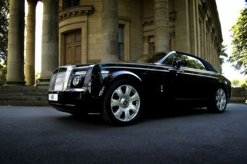 Project Kahn Drophead Coupe