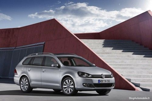 Volkswagen Golf Estate 2010