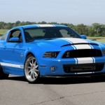 Photo 2013SS grabberblue Wht 150x150 Shelby GT500 Super Snake 2013 : Le démon shabille en Shelby
