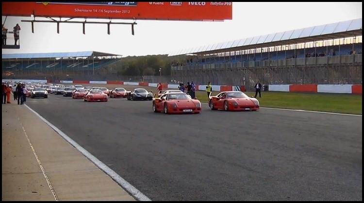 964 Ferrari à Silverstone