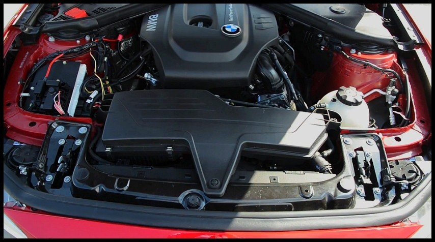 BMW Moteur L3 1