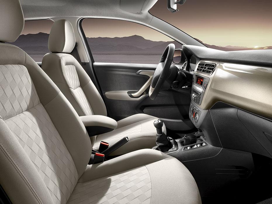 2012 - [Citroën] C-Elysée [M43] - Page 13 C-Elys%C3%A9e.9