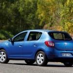 Photo Dacia Sandero 2013.2 150x150 Dacia : Les nouvelles Logan et Sandero 2013 sont arrivées [MàJ photos HD]