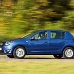 Photo Dacia Sandero 2013.4 150x150 Dacia : Les nouvelles Logan et Sandero 2013 sont arrivées [MàJ photos HD]