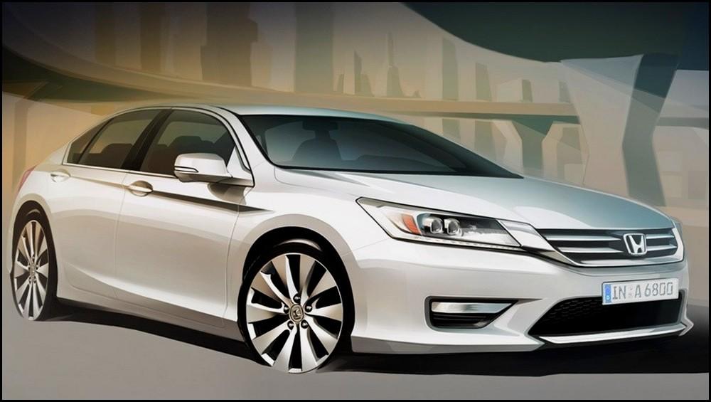 Honda Accord 2013 Spec Euro