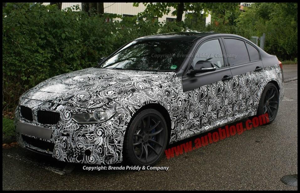 L6 BMW M3 2014