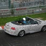 Photo Opel Cascada spy rear.1 150x150 Opel Cascada 2013 : Après lillustration du profil, la version avec caravane (vidéo)