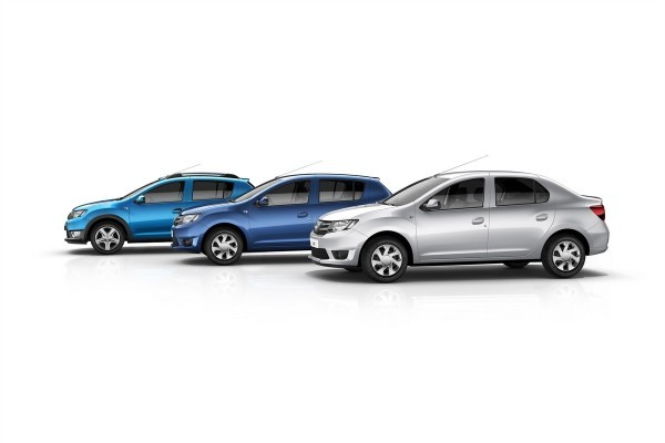 Photo dacia 2013.1 600x400 Dacia Logan, Sandero, Stepway 2013 : Les nouvelles triplées de Pitesti vous saluent bien (galerie, vidéos, tarif, configurateur)