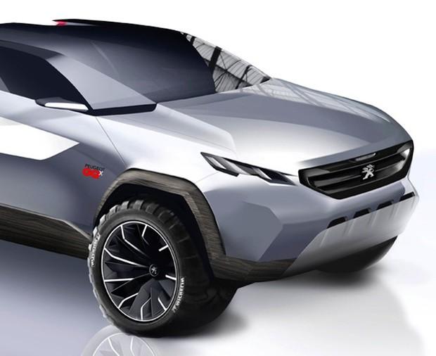 pick_up Peugeot GQ Car