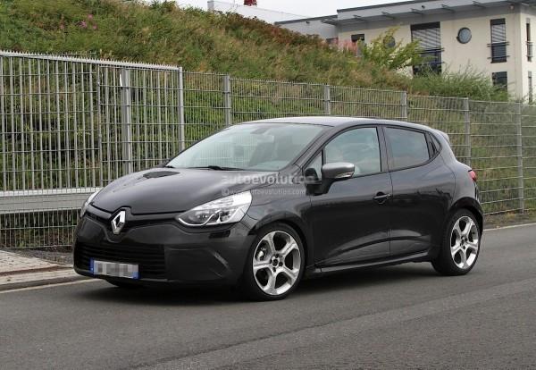 Photo renault clio gordini gt 1.2 L tce 140 ch.3 600x414 Renault Clio IV : Des spyshots de la version GT et une vidéo de la RS