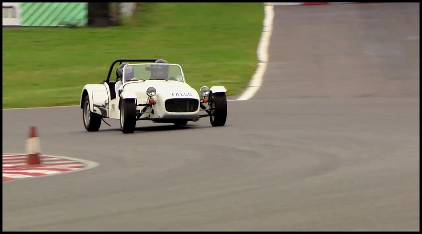 Caterham Seven with L3 Ecoboost 1