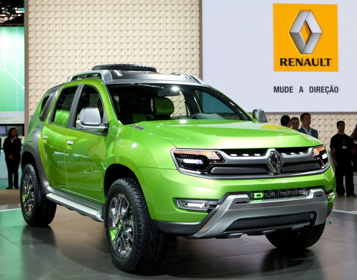 Renault Duster D Cross Concept