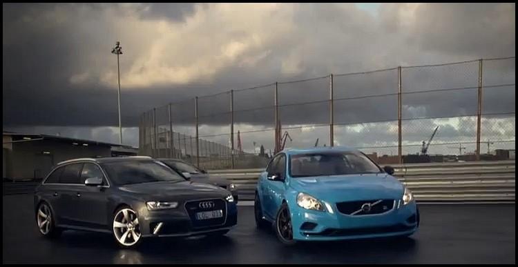 S60 Polestar vs M3 vs RS4