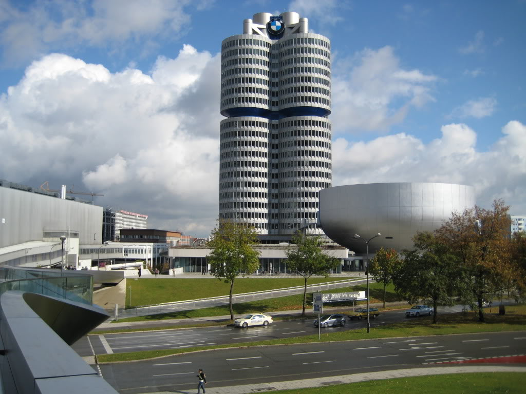 bmw munich