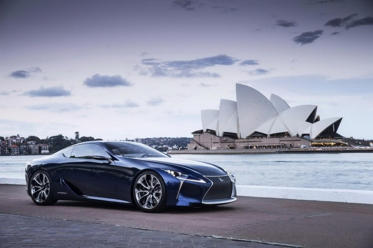 lexus-blue-lf-lc-concept-salon de Sydney